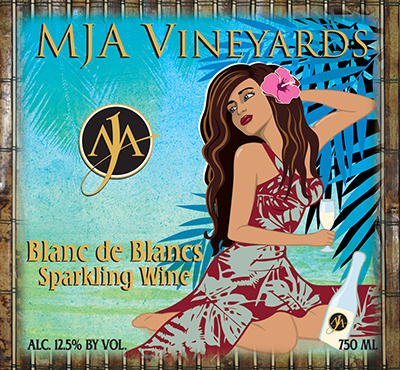 Product Image for NV Blanc de Blanc Sparkling Wine